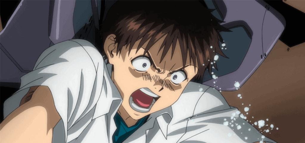 evangelion anime filme