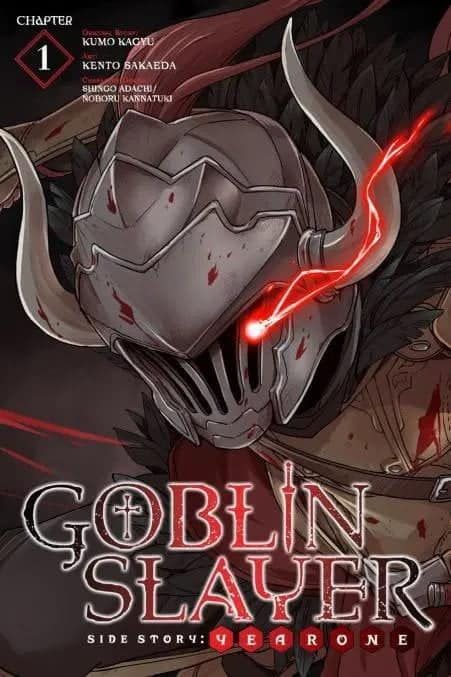 Capa de Goblin Slayer YEar One