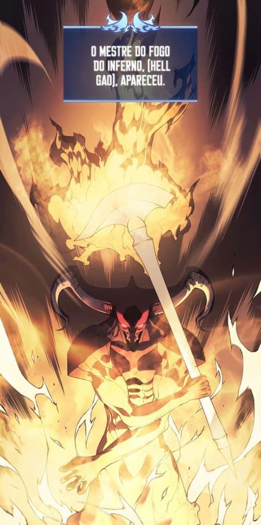 Mestre do fogo do inferno Overgeared