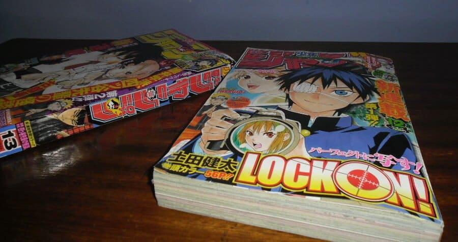 Revista Japonesa de verdade
