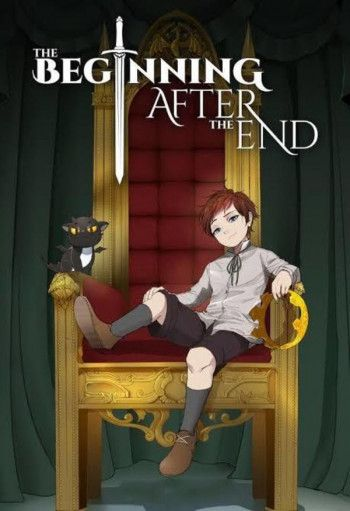 The Beginning after the end parecidos com Solo Leveling