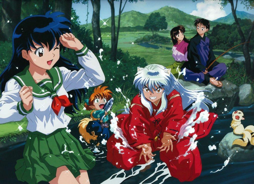 InuYasha animes dublados