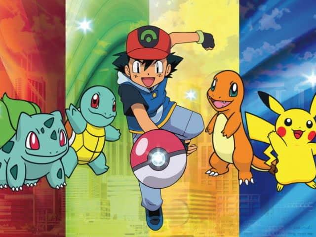 Pokémon animes dublados