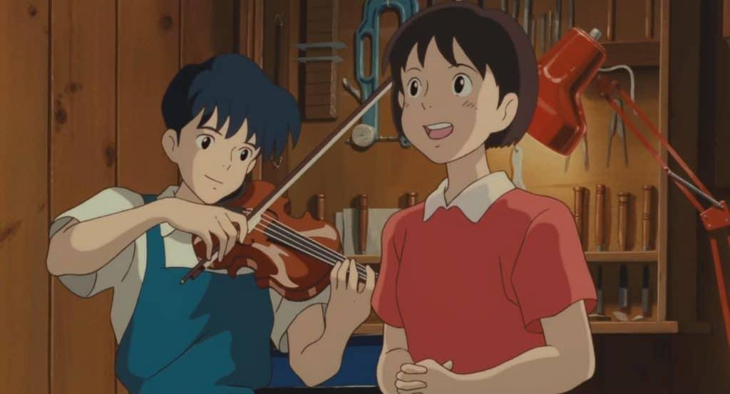 dueto entre seiji e shizuko