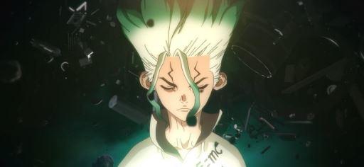 anime dr stone personagem