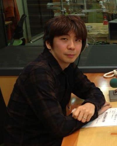 Jukki Hanada roteirista de anime