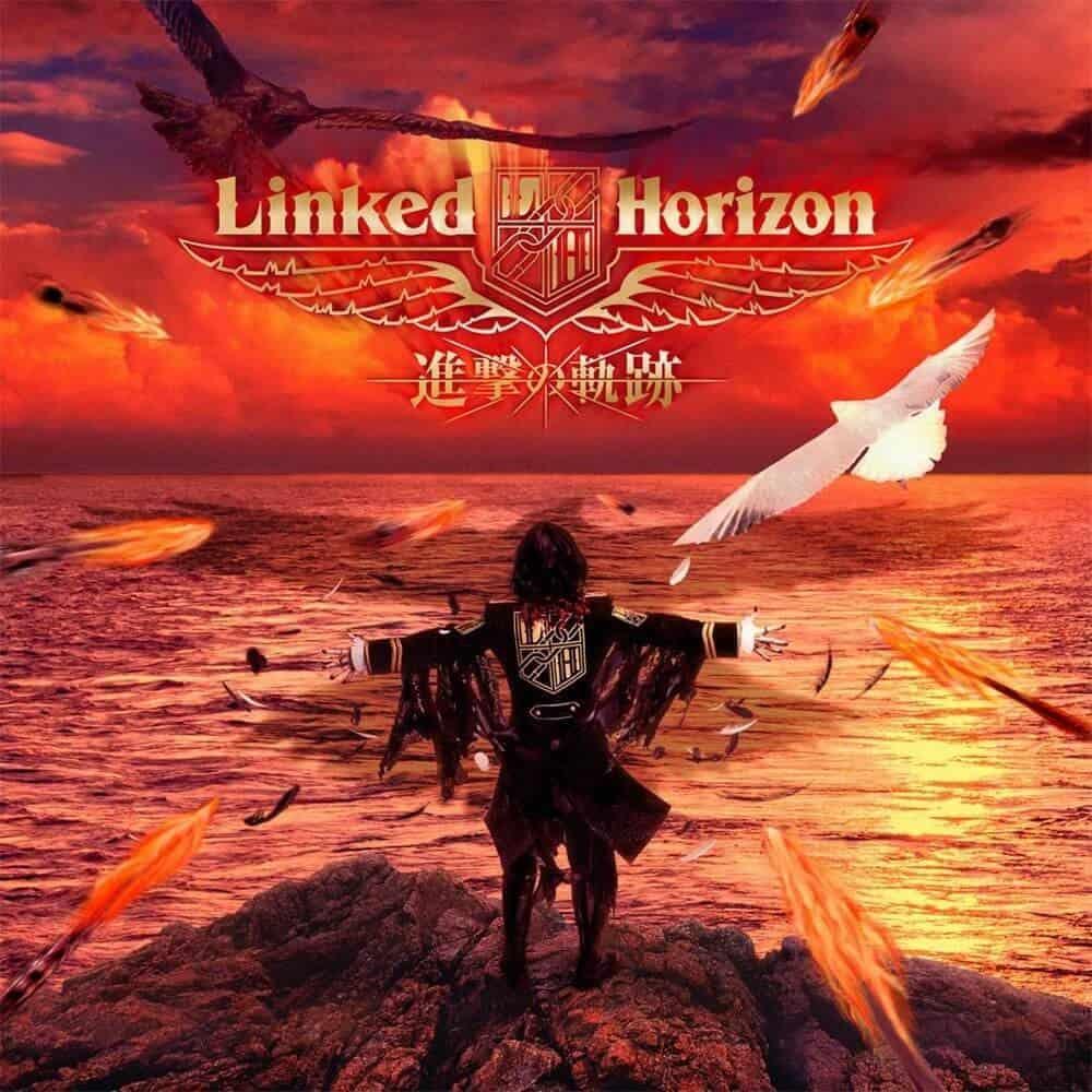 Poster da Orquestra Linked Horizon