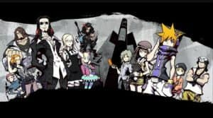 Personagens The World Ends With You
