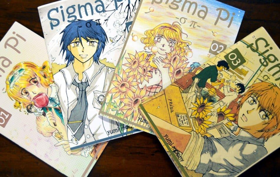 Volumes impressos de Sigma Pi