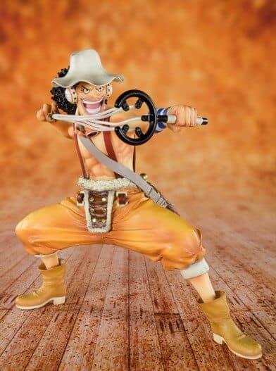 Usopp de One Piece SH Figuarts