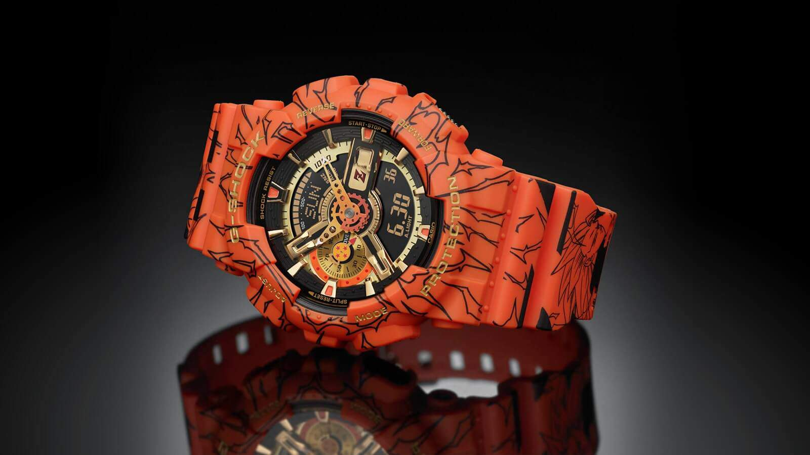 g shock dragon ball