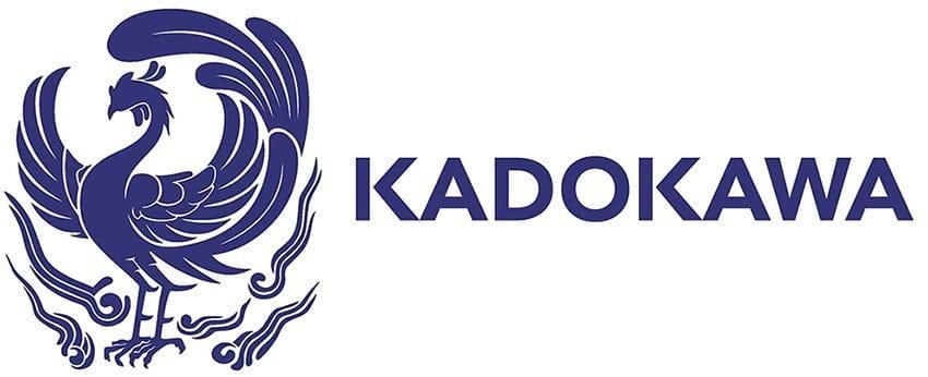 kadokawa produtora de anime logo
