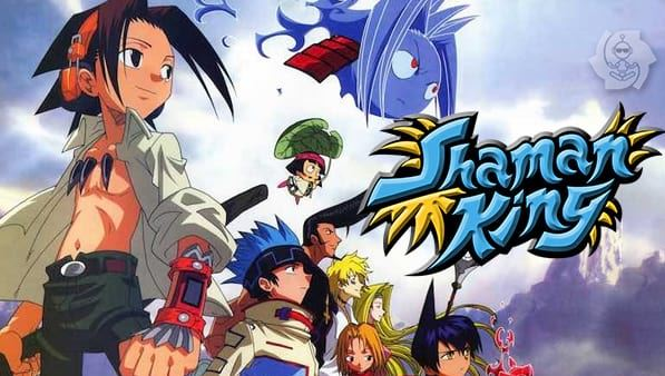 antigo anime de shaman king