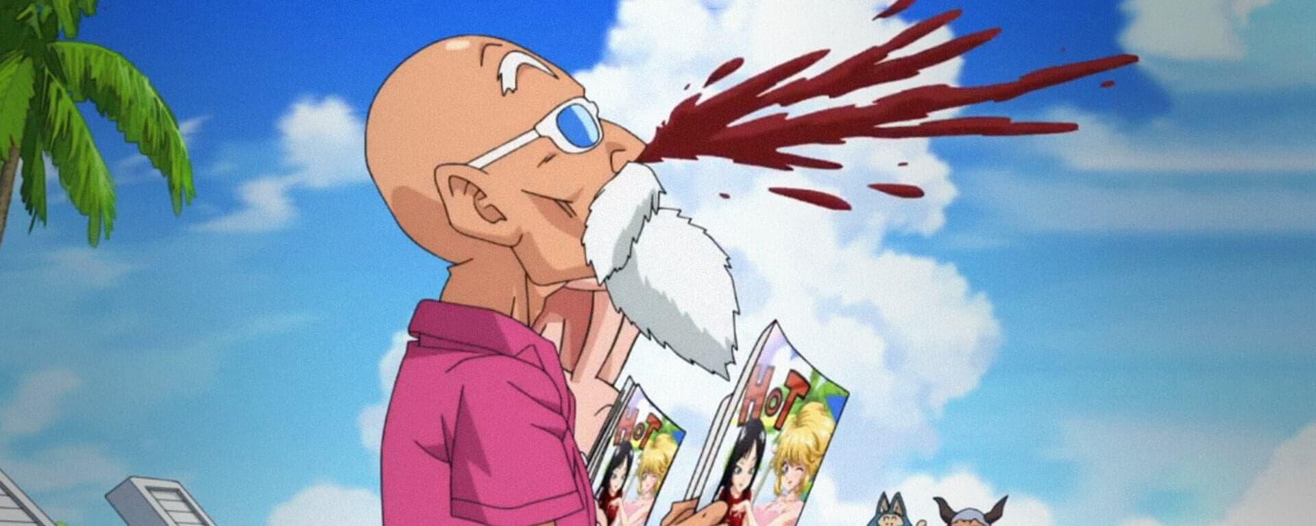 sangramento nasal em animes porque o sai sangue pelo nariz