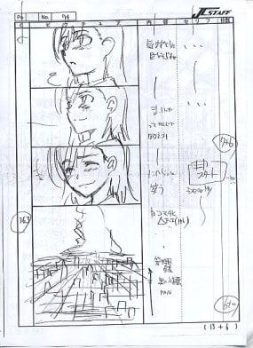 storyboard de to aru kagaku no railgun
