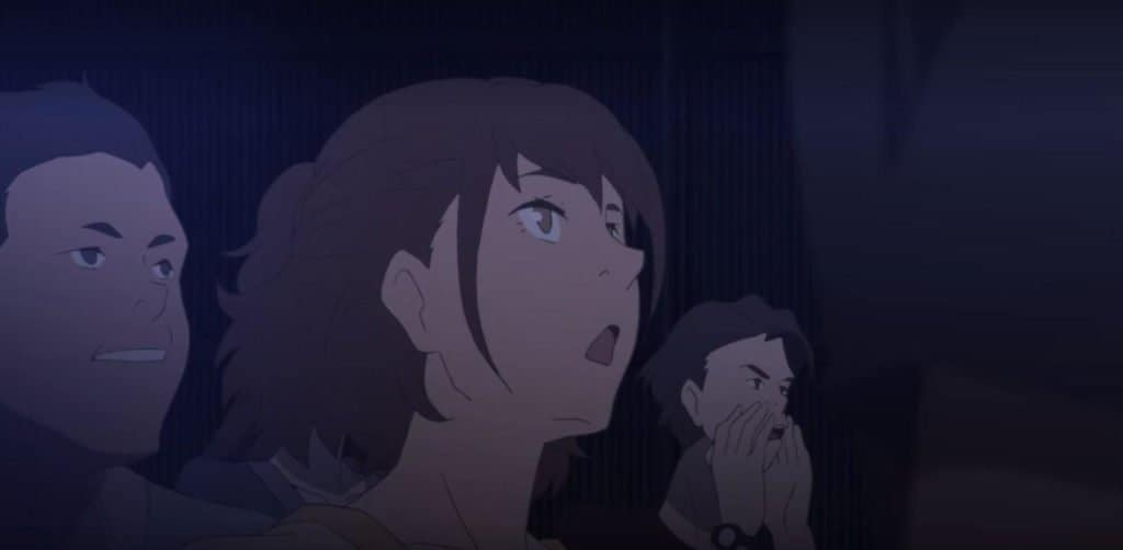 problemas com a personagem Ayumu