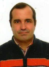 Alfons Moliné autor francês com sorriso meia bomba