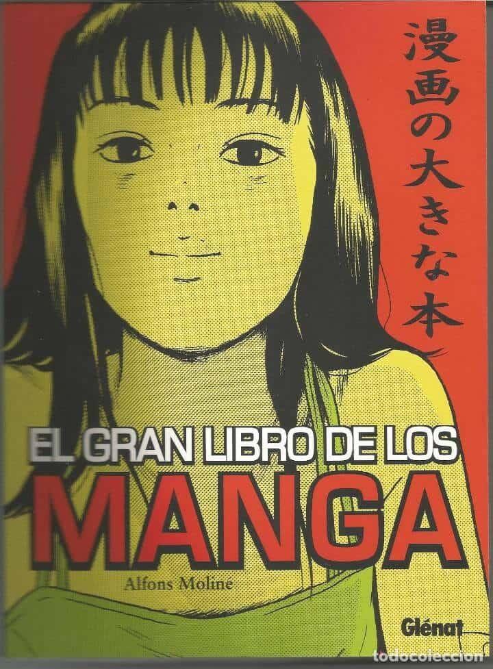 Alfons Moliné capa do livro de o quande livro dos mangás