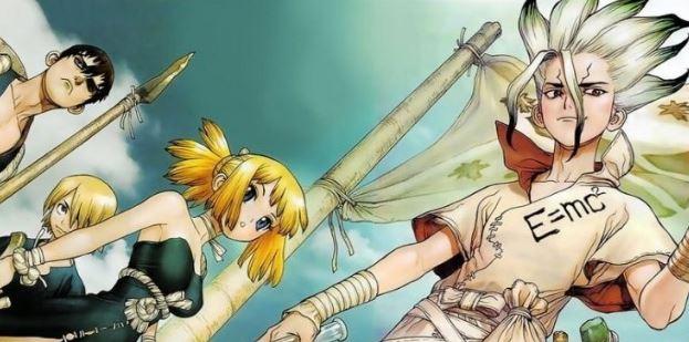 primeira temporada do anime