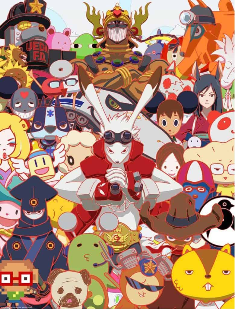 personagens do mundo de oz summer wars