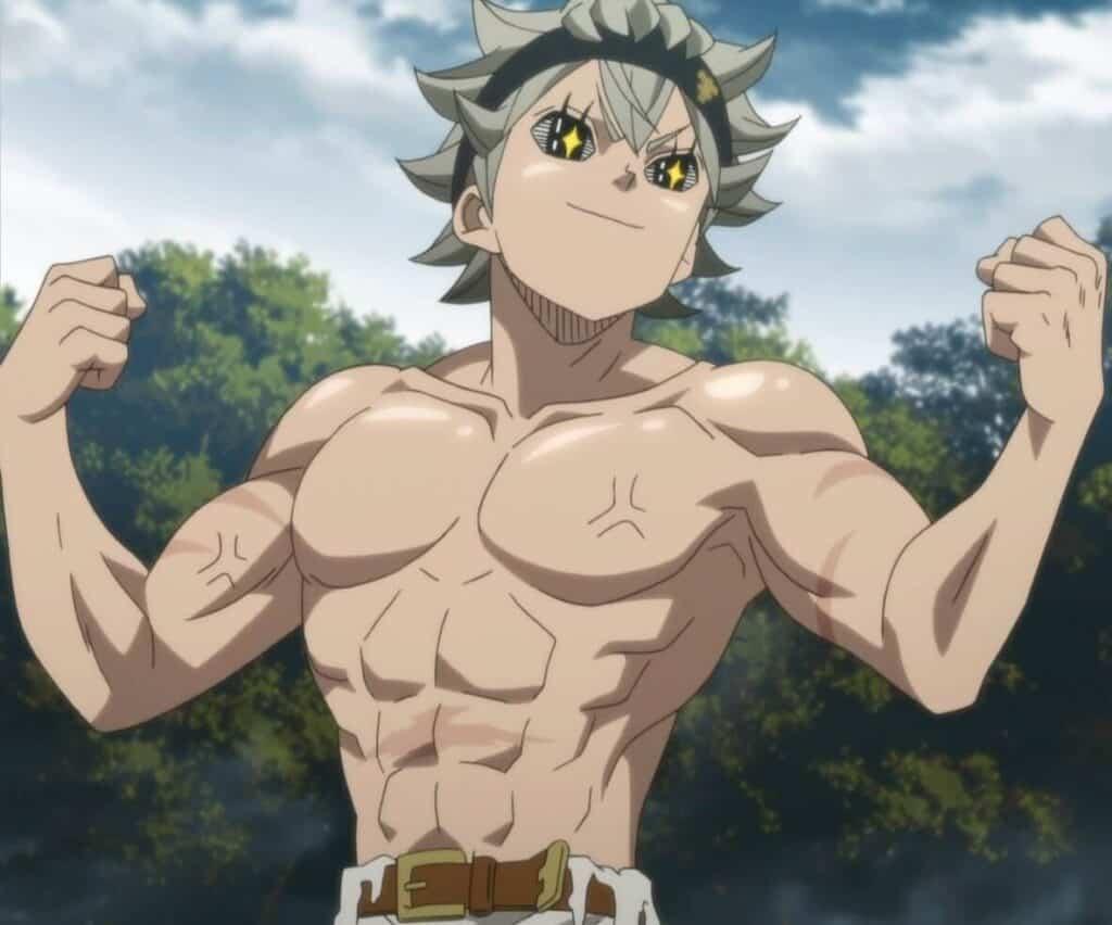 Asta bombadão, animes parecidos com Naruto