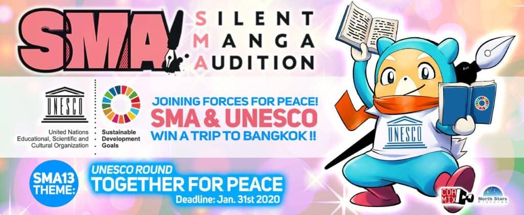 Tema do SMA 13: juntos pela paz