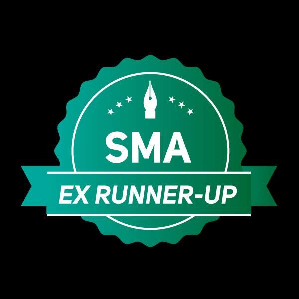 Selo de premiação do SMA: Excellence