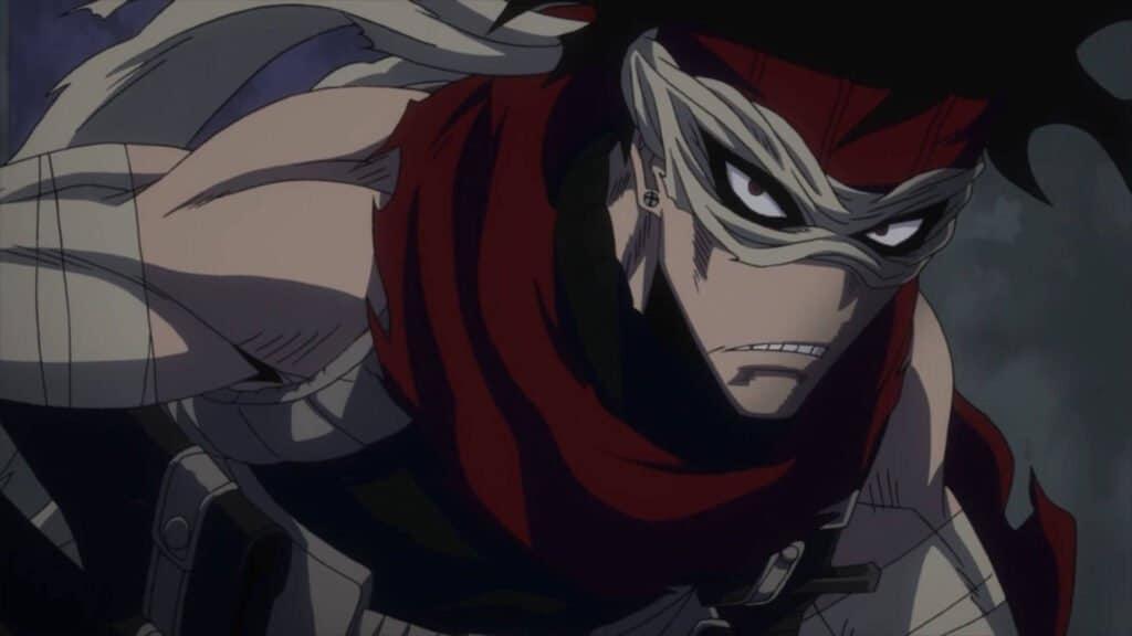 Stain Boku no Hero, animes parecidos com Naruto