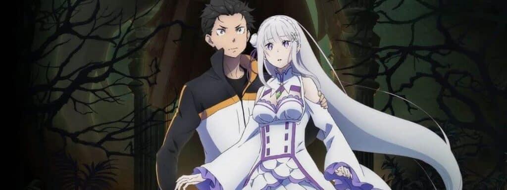 capa da rd3 segunda temporada rezero