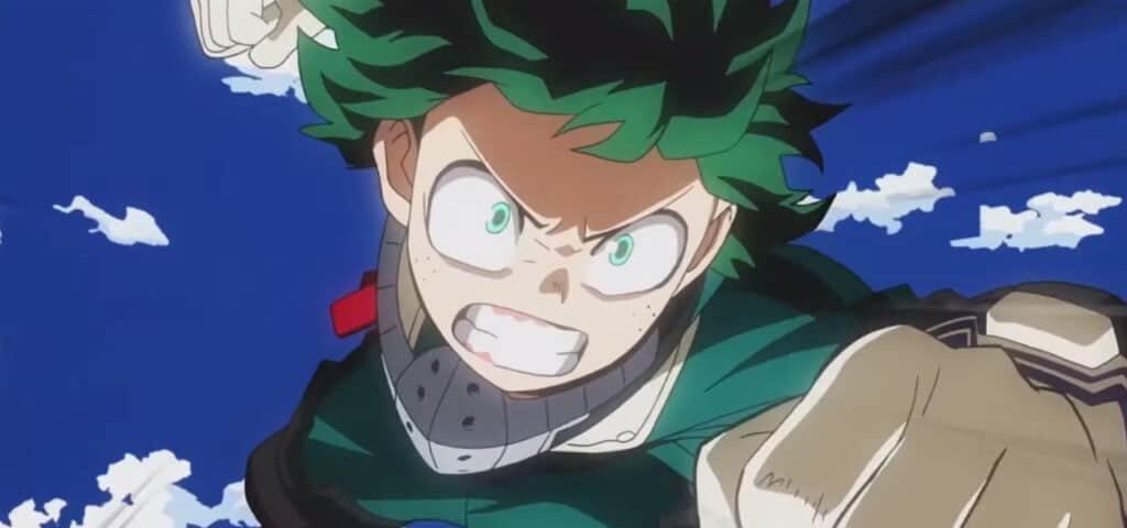 anime my hero academia agora é da funimation