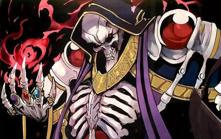 Overlord na Funimation