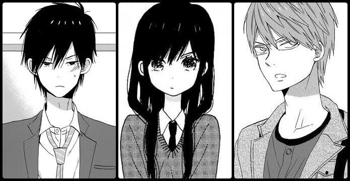 TAIYOU NO IE personagens