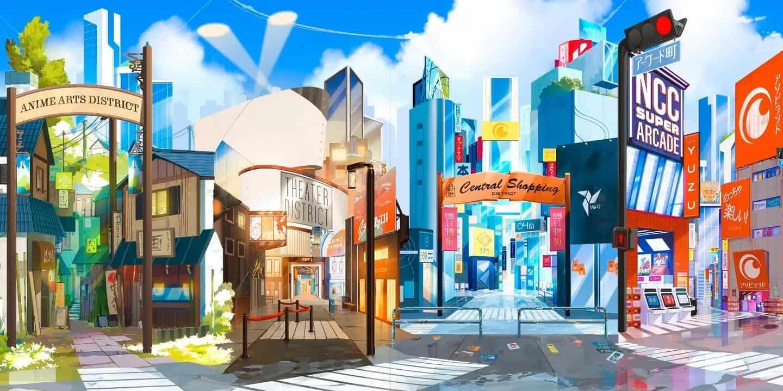 crunchyroll expo 2020 cidade