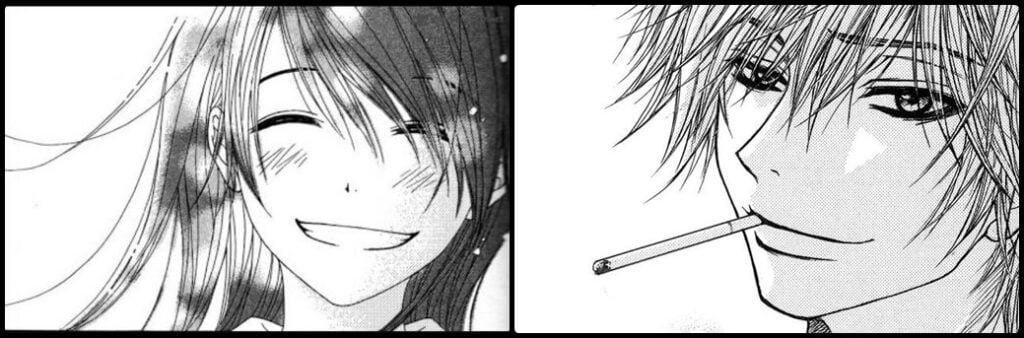dengeki daisy personagens do mangá