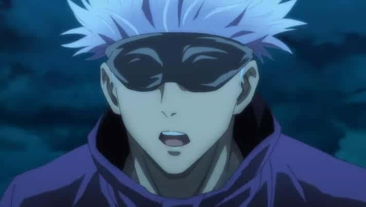 personagem de Jujutsu Kaisen