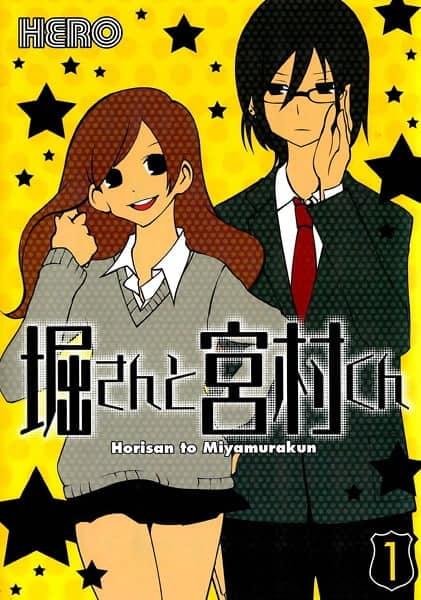 web manga de horimiya
