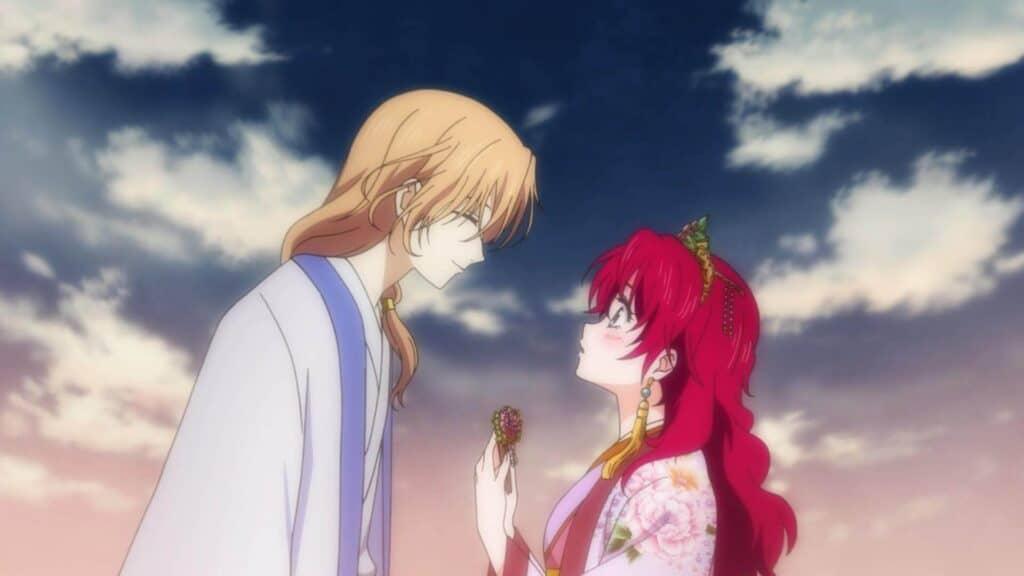 o casal de Akatsuki no YONA