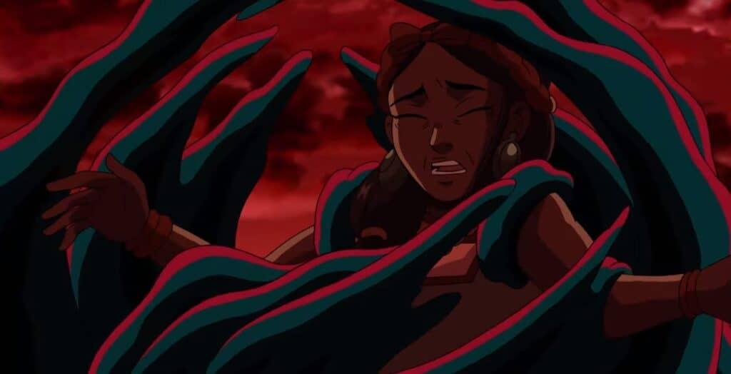 mulher em onyx equinox