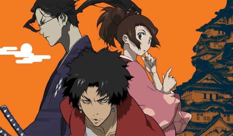 samurai champloo visual