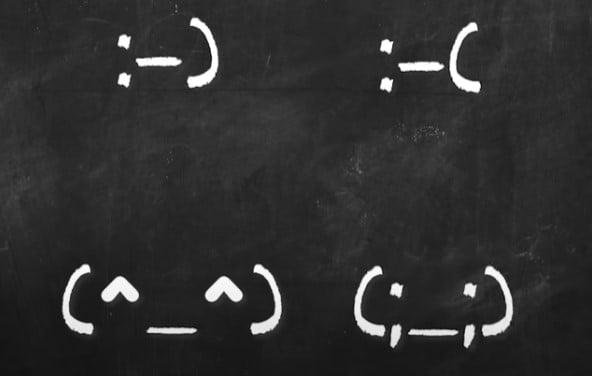 diferença entre emojis americanos e japoneses