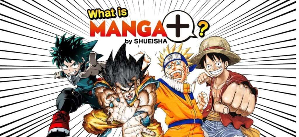 manga plus shueisha