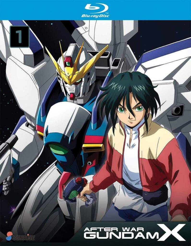 Capa Gundam after war