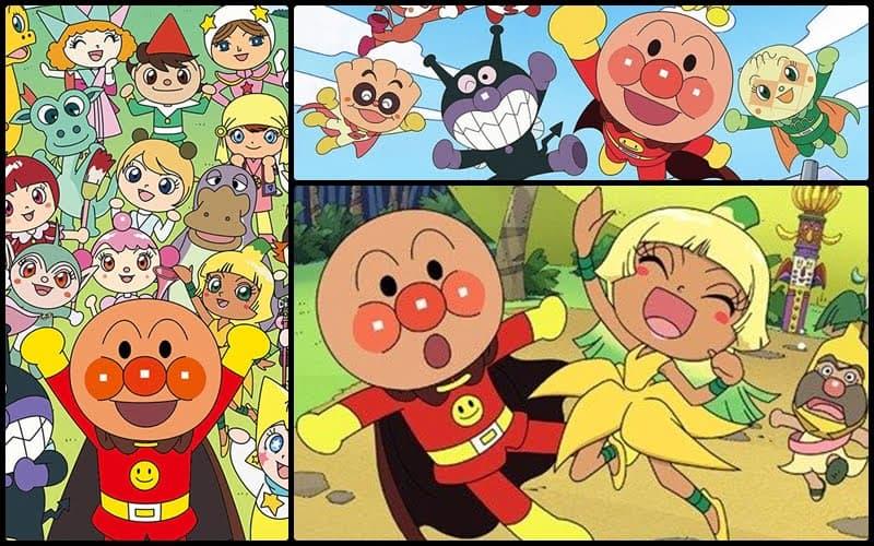 Soreike! Anpanman anime grande com muitos episódios