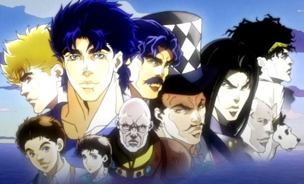 arco Phantom Blood de jojo