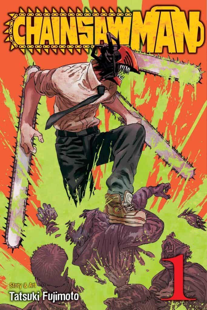 volume 1 de CHAINSAW MAN