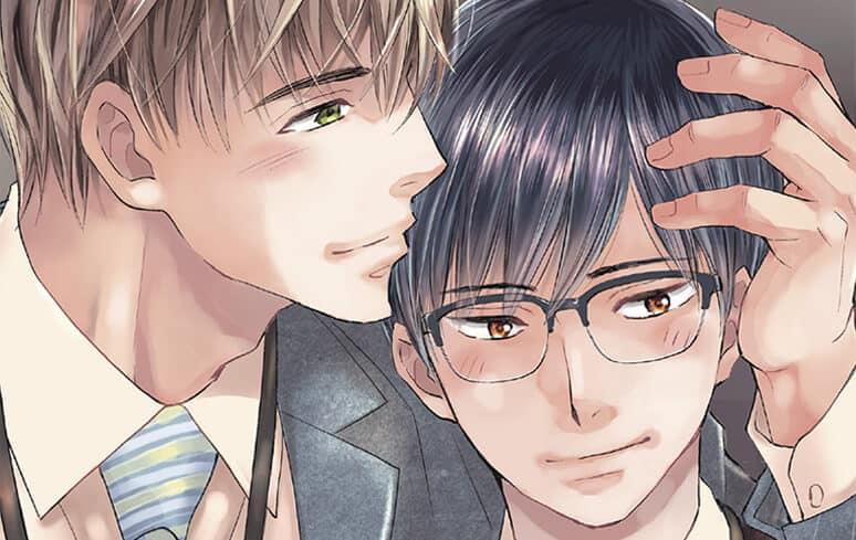 Friendship Lover imagem de capa do manga bl