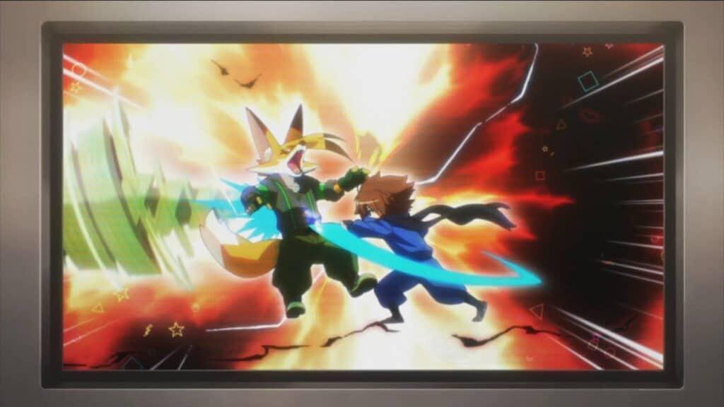 Imagem do jogo Attack Family de jaku-chara tomozaki-kun