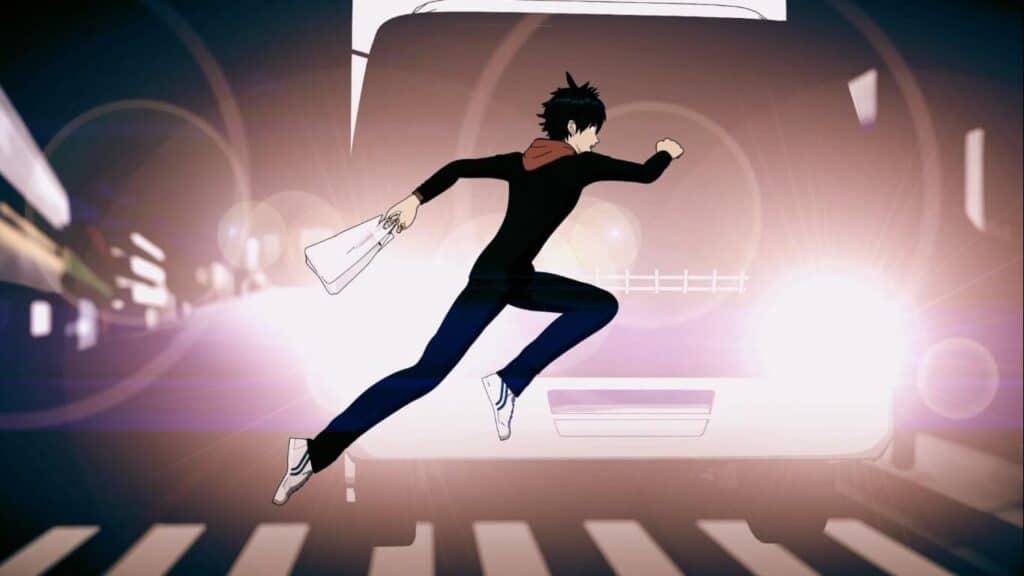 Seriam estes os últimos momentos de Akira?