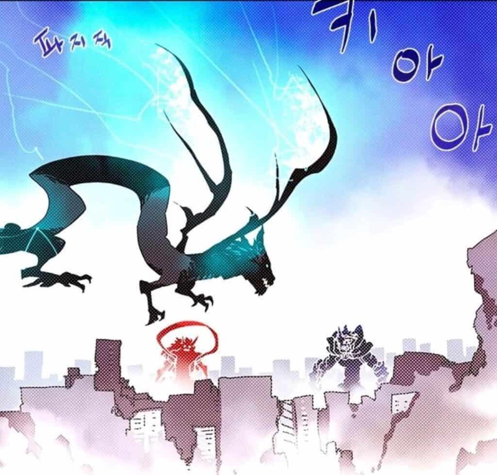 plano de batalha entre 3 monstros