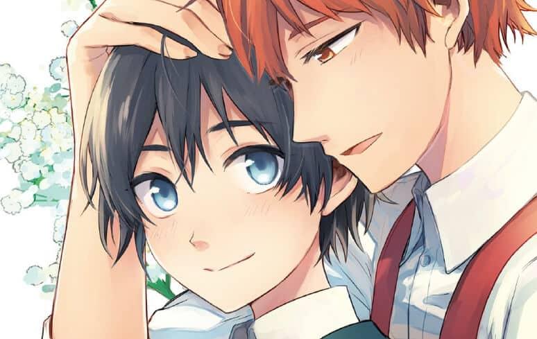 Sunao na Hinekurebana destacada anuncio newpop manga bl